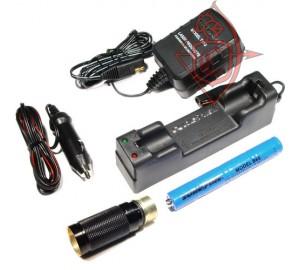 Зарядное устройство с аккумулятором  SureFire