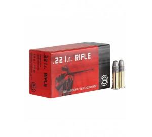 Патрон нарезной GECO Rifle 22 LR пуля BR