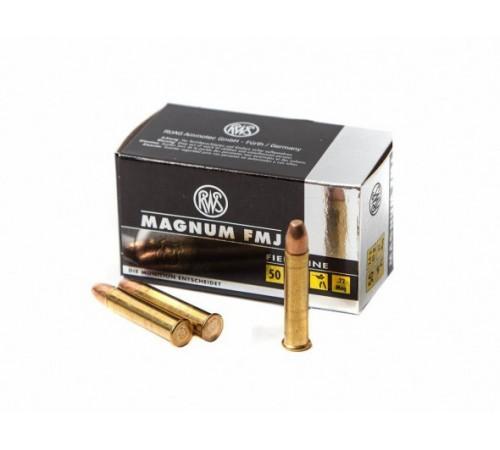 RWS Magnum 22 WMR FMJ