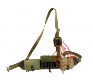 Патронташ комбинированный 18+2 патронов к.12