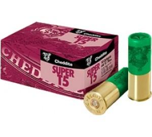 Патрон гладкоствольный Cheddite Super T5  кал. 12/70 №5