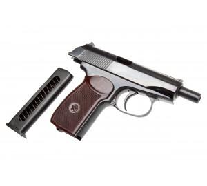 Пистолет травматического действия комиссионный Эрма ПМ-Т к.9mm