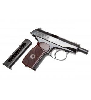 Пистолет травматического действия Эрма ПМ-Т к.9mm