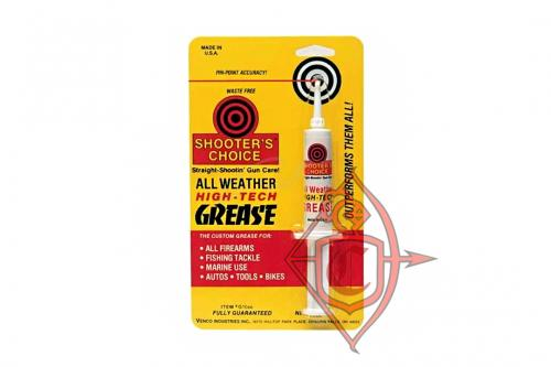 Смазка Shooters Choice All-Weather High-Tech Grease
